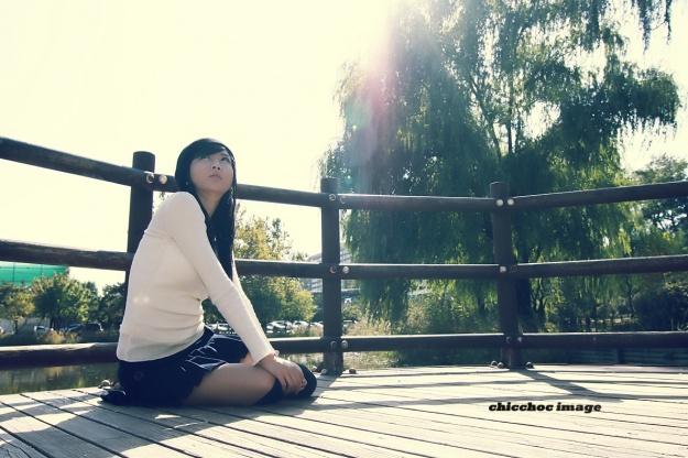 Outdoor Photoshoot (Choi Byeol Yee)