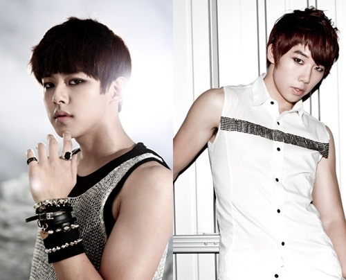 """U-KISS's Dongho and Hoon Cast for Upcoming Movie """"Holiday"""""""
