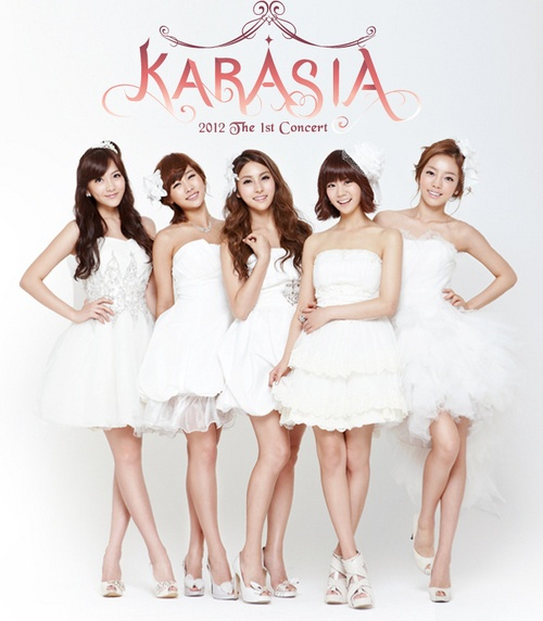 Kara Is Dominating Japanese Advertisements
