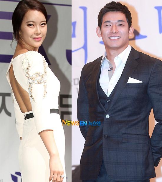 Baek Ji Young Admits Relationship with Actor Jung Suk Won