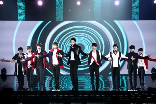 """Super Junior's """"Super Show 4"""" Sets Record High Viewers in Thailand"""