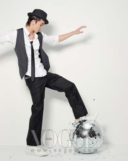 """""""Iconic Big Bang"""" in Vogue (Big Bang)"""