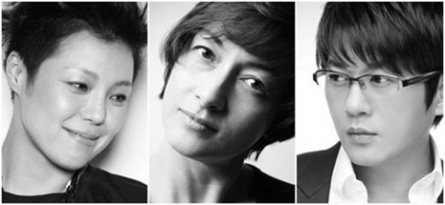 Lee Eun Mi, Park Kalin, and Shin Seung Hun Together On Stage!