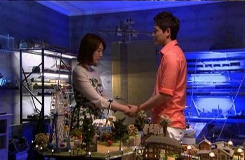 "Kang Ji Hwan's Romantic Train Plamodel Proposal: ""Will You Marry Me?"""