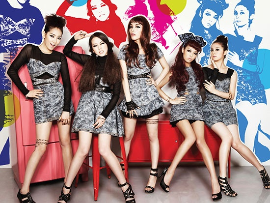 Wonder Girls Wishes Everybody a Merry Christmas