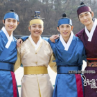"""The Moon that Embraces the Sun's"" Child Actors Reunite for Photoshoot"