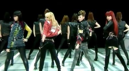 SBS Inkigayo 09.12.10 Performances