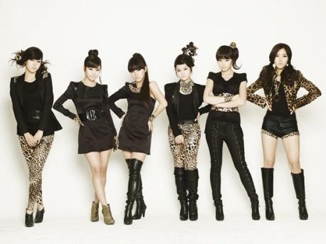 T-ara's First Full Album Gets 25K Album Reserve Orders