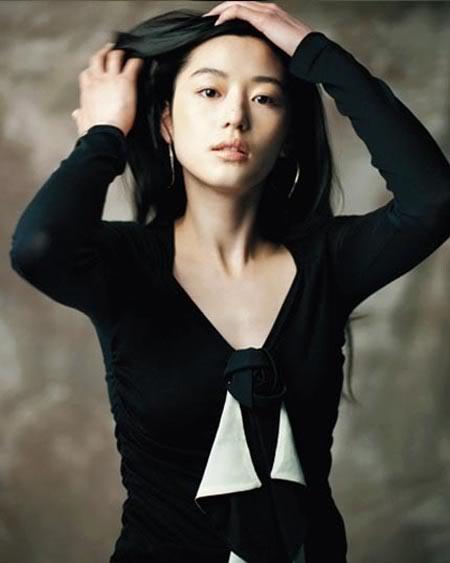 "Jeon Ji Hyun Cast in ""Snow Flower"" with Zhang Ziyi"