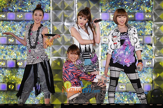 2NE1's New Album Possibly Delayed To Next Year