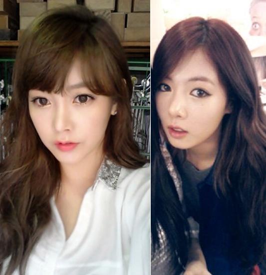 HyunA's Doppelganger is…T-ara's Soyeon?