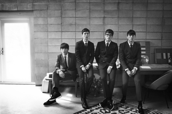 2AM Reveals Fashion Cut that Coincides with Upcoming Album