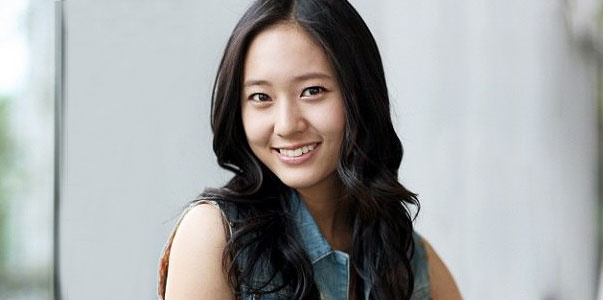 f(x) Krystal's Childhood Photos Surface on the Web
