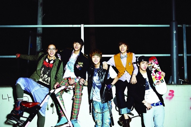 B1A4's First Overseas Visit in August