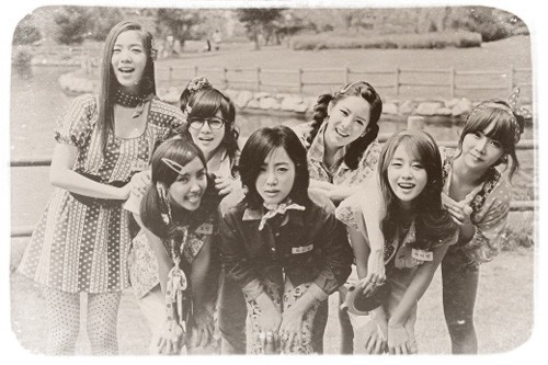 """T-ara Releases MV for """"Roly Poly"""""""