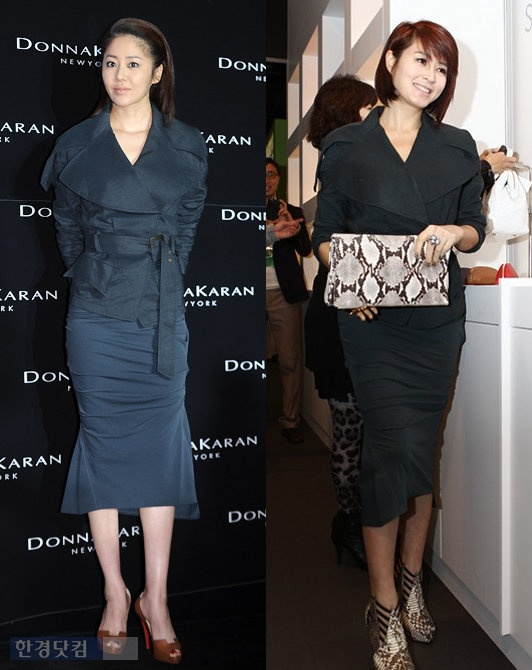 Who Wore It Better: Go Hyun Jung vs. Kim Hye Soo