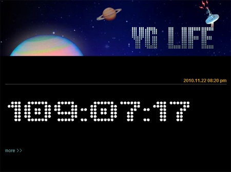 YG's Mysterious Timer: What Could It Mean?