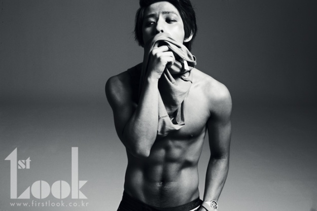 Super Junior's Kibum Looks All Grown up in New Topless Photo