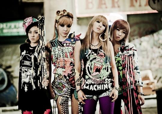 2NE1 Ranks #4 on Billboard's World Album Chart