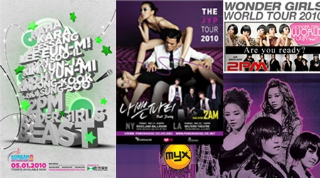 Upcoming K-Pop Concerts In The US