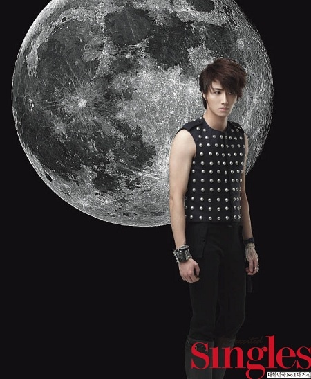 """""""49 Days"""" Jung Il Woo Transforms into the Son of the Night/Emo Rocker for """"Singles"""""""