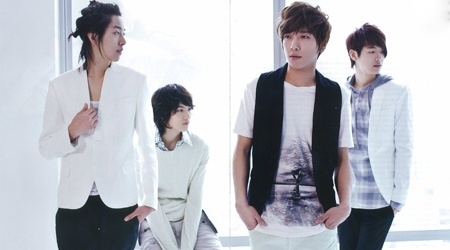CN Blue To Release New Album As Planned