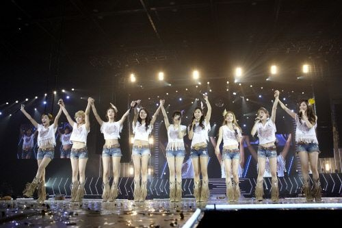 SNSD Has a Successful Hong Kong Concert