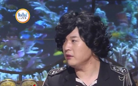 "Shindong Reveals Weight on ""The Beatles Code 2"""