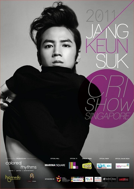 Jang Geun Suk's Debut Album Takes No. 1 Spot on Japan's Oricon Chart