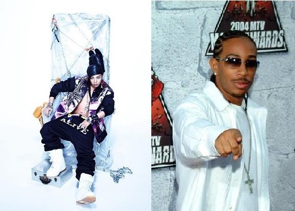 G-Dragon and Ludacris Complete Recording for New Album