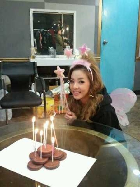 Happy Birthday, Sandara Park!