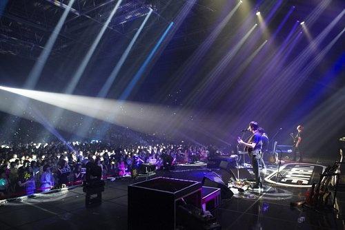 "CN Blue Holds ""2011 CN Blue Asia Tour Blue Storm"" in Korea"