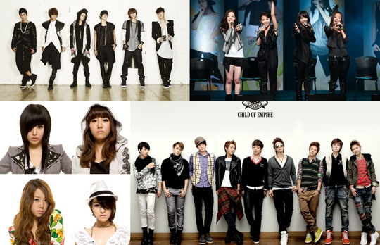 More Idol Groups To Debut In October