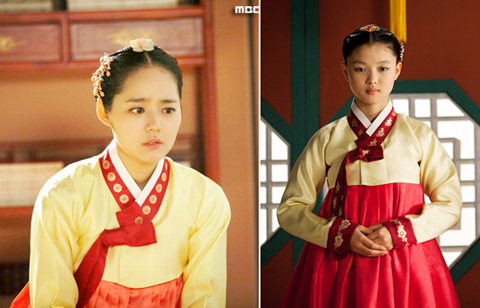 """The Moon that Embraces the Sun's"" Han Ga In and Kim Yoo Jung Team Up for New CF"