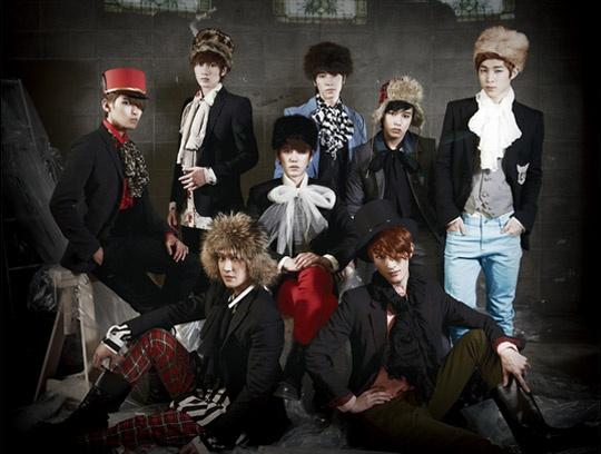 Super Junior-M Releases Teaser Images for Comeback!