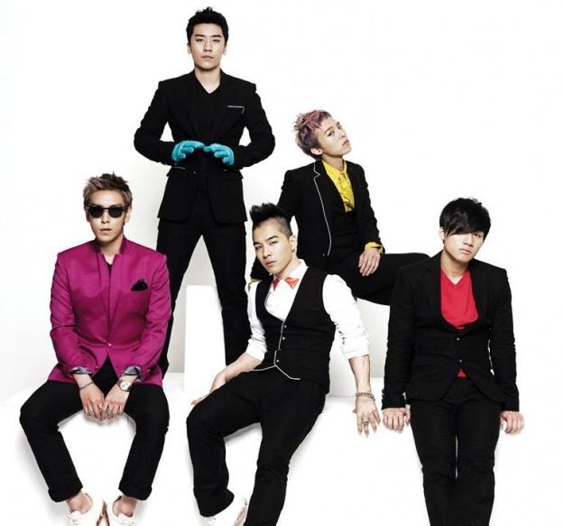 "Big Bang's Japanese ""Best of"" Album Release Postponed"