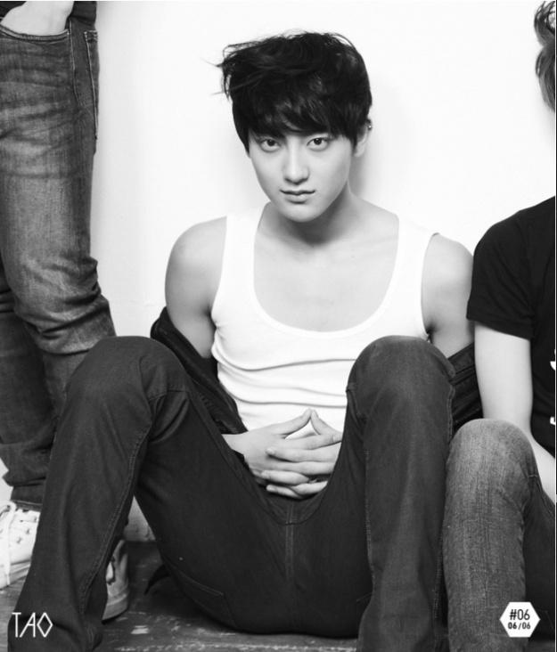 SM Entertainment Unveils More Teaser Photos of EXO's Third Member Tao