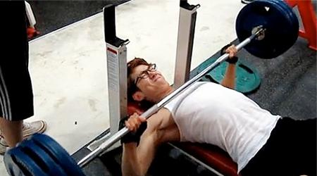 Jo Kwon Lifting Iron