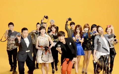 "YG Family Shares ""A Shot A Day"" With Nikon"