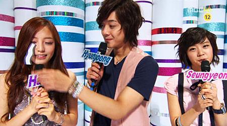 MBC Music Core 06.12.10 Performances