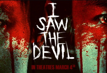 'I SAW THE DEVIL' US play dates starting March 4, 2011