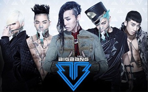Big Bang's Rise in Worldwide Popularity