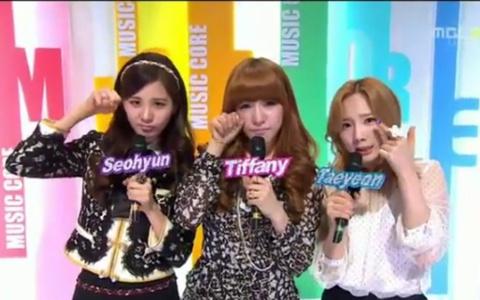 MBC Music Core Performances 04.14.12