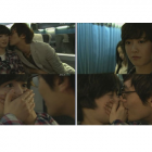 "[Spoiler] Choi Daniel's Relay Kiss on SBS ""The Musical"""