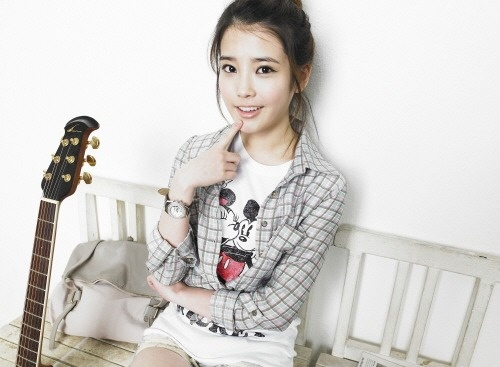 IU Complains to Her Agency