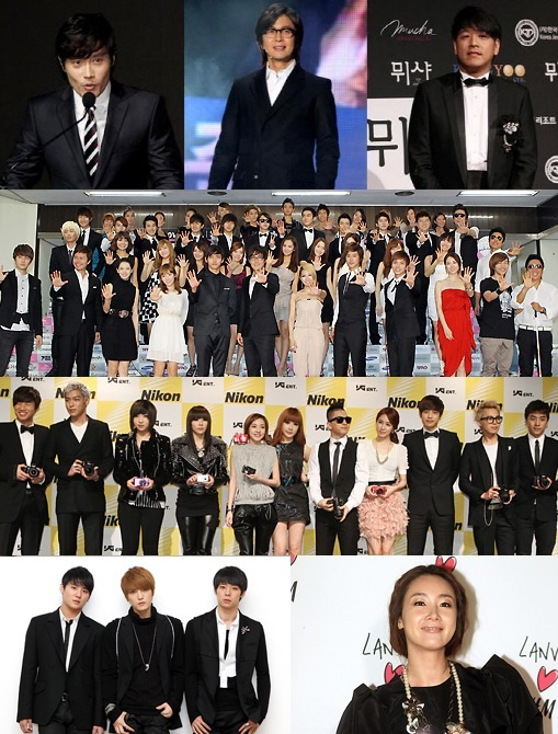 Donations from Korean Stars ★ for Japanese Disaster Relief Exceed $5 Million USD