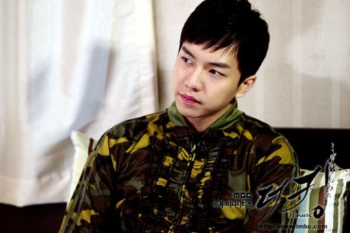 Lee Seung Gi is Just an Ordinary Son