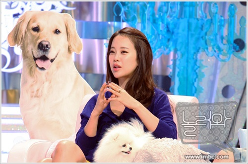 "Baek Ji Young ""Younger Female Singers Are Afraid of Me"""