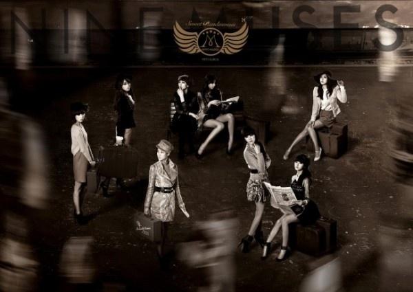 "The Nine Muses Reveal Official MV Teaser for ""Ticket"""