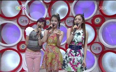 SBS Inkigayo Performances 05.20.12